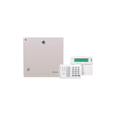 Burglar Alarm Wired Alarm Panel