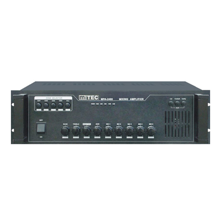 PA System Public Address Amplifier